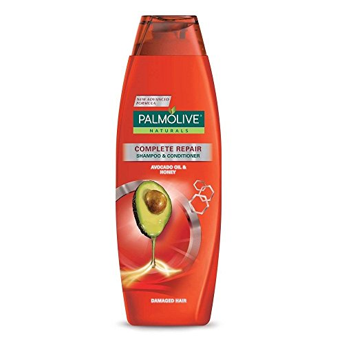 Palmolive Naturals Shampoo & Conditioner Complete Repair for Damaged Hair 180ml