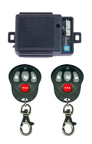 Proline REC43T+ Basic Keyless Entry System