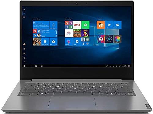 Lenovo V14 Intel Core i5 10th Gen 14-inch Full HD Thin and Light Laptop (8GB RAM/ 1TB HDD/ Windows 10 Home/ Grey/ 1.6 kg), 82C4016PIH