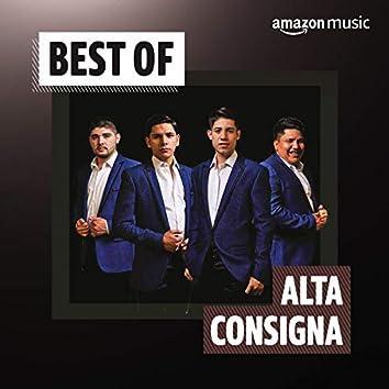 Best of Alta Consigna