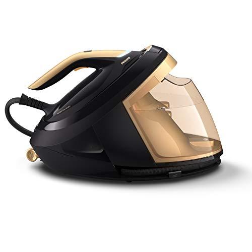 Philips PerfectCare 8000 Series PSG8140 80 Sistema Stirante il ferro da stiro che Adatta il Vapore alla Velocità di Stiratura, Stiratura senza Sforzo, Risultati Rapidi