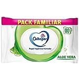 Colhogar papel higiénico Húmedo Aloe 80 unidades