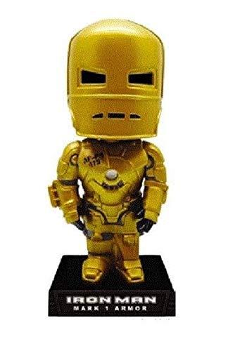 Funko Figurine Wacky Wobbler Bobble Head Iron Man Mark 1 Armor