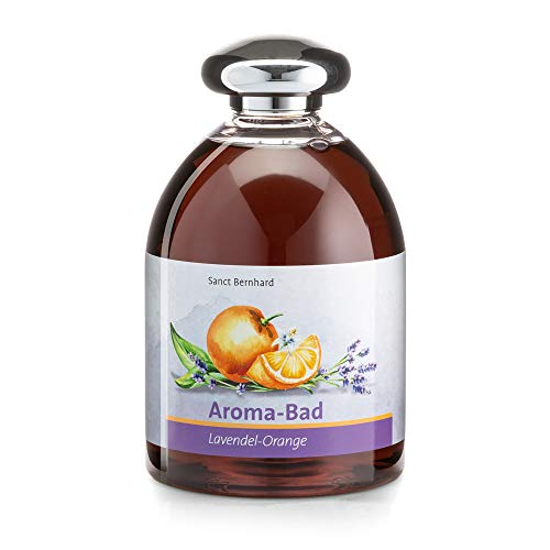 Sanct Bernhard Aroma-Bad Lavendel-Orange 500 ml