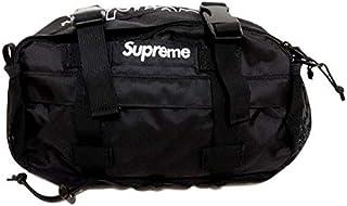 Supreme/シュプリーム Waist Bag/ウェストバッグ Black/ブラック 黒 2019AW 国内正規品
