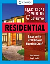 Electrical Wiring Residential (MindTap Course List) PDF