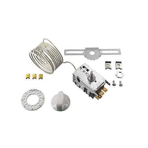 Thermostat pour Réfrigérateur Standard Danfoss N ° 3 -27/+ 3 C/1600 mm