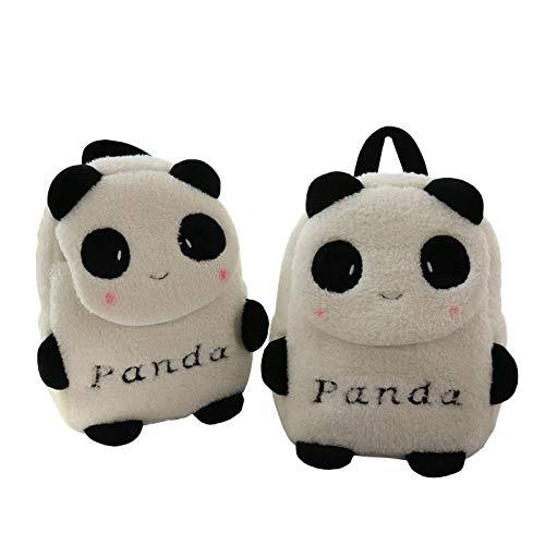 BACKPPCreative schattige pluche Panda rugzak mode rugzak panda base bijzonder cadeau