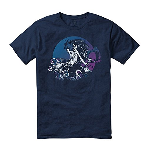 Riot Games League of Legends Unisex Series 2 Figur, Unisex, Official Tee, blau, Medium