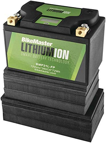 Weekly update New BikeMaster Lithium-Ion 2.0 Ranking TOP15 Motorcycle 2003-2 - Battery Fits: