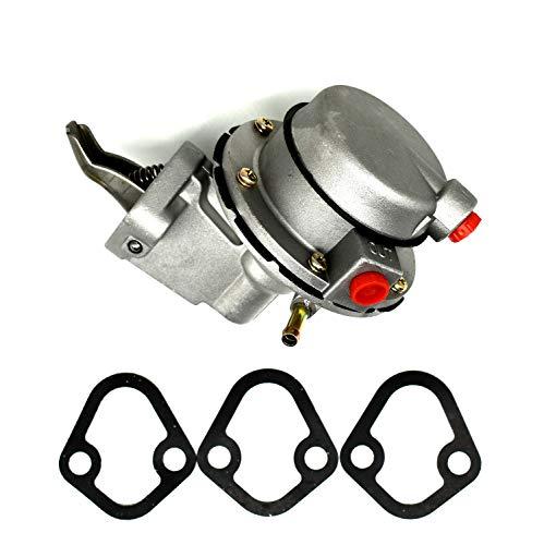 18-8860 Sea Water Mechanical Fuel Pump Compatible with Mercury MerCuriser V8 454 7.4 502 8.2 Big Block 861677T 818383T
