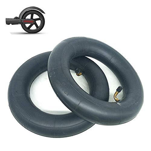 Neumático para Scooter eléctrico, Tubo Interior Inflable de 10 Pulgadas, Forro Interior de Caucho butílico Grueso y Duradero de 10 x 2,5, Adecuado para el reemplazo del Tubo del Scooter eléctrico