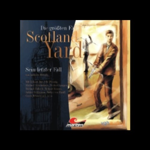 Sein letzter Fall audiobook cover art