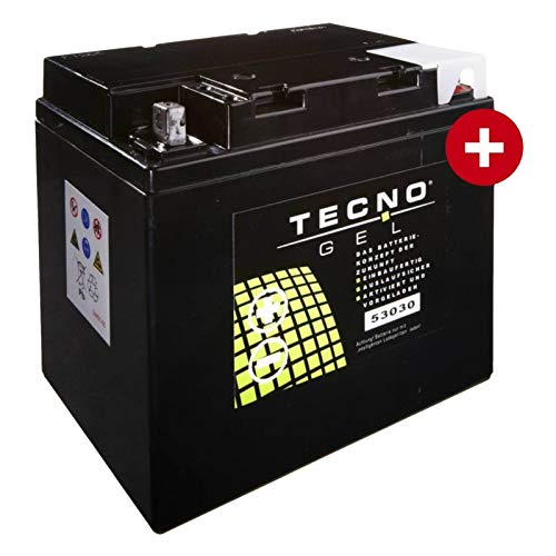 Tecno 53030 Gel Batterie K 100 RS 1983-1989