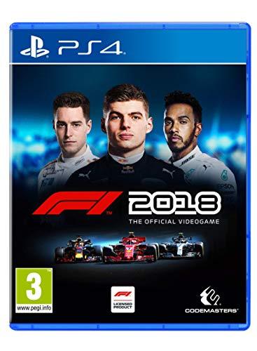 F1 2018 - Playstation 4 (Ps4) - Lingua italiana