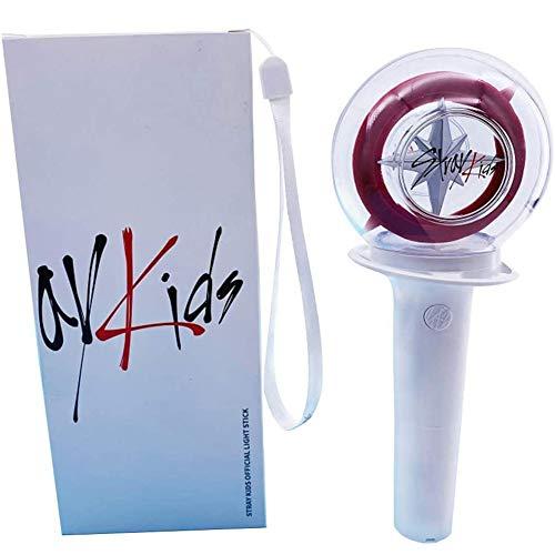 Ttdbd Stray Kids Lightstick, Luces de animación para Palos de luz de Concierto/K-Pop Kids Lightstick