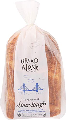Bread Alone, Bread San Fran Sourdough, 22 Ounce