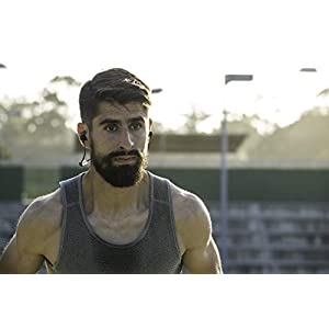 Jaybird Tarah Bluetooth Wireless Sport Headphones for Gym Training, Workouts, Fitness and Running Performance: Sweatproof and Waterproof - Black Metallic/Flash