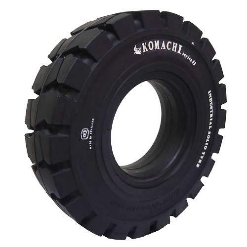 Komachi Vollgummi Reifen Gabelstapler Stapler-Reifen Click 7.00-12 mit Haltenase