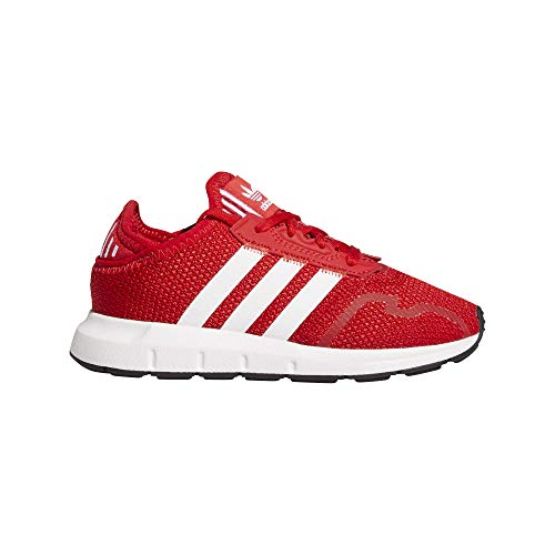 adidas Swift Run X C, Zapatillas Deportivas, Scarlet FTWR White Core Black, 33 EU