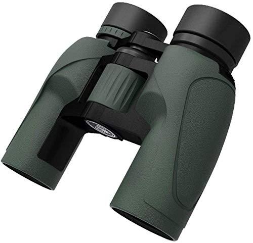 SLM-max Telescopio HD,Telescopios binoculares, de visión Nocturna con Poca luz para montañismo de Viaje al Aire Libre 8x32