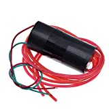 JinEamy-it Generatore di alta tensione accessori 500000V 500KV Boost Step Up-generatore di alta tensione bobina di accensione Pulse Power Module Igniter CC 6V-12V