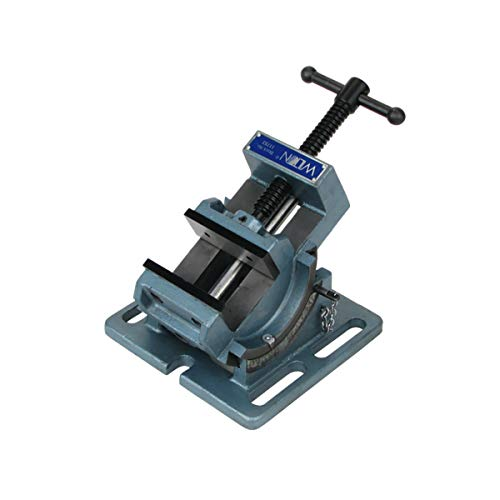 Wilton Tools CR3, 3-Inch Cradle-Style Angle Drill Press Vise (11753)