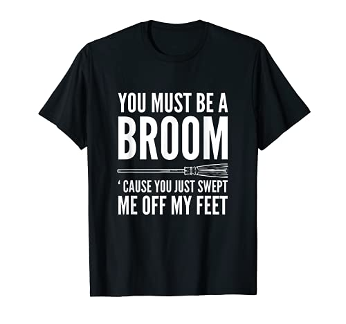 me balayé Charme et Joker T-Shirt