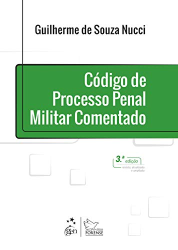 Código de Processo Penal Militar Comentado