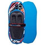 HO Skis Towable Neutron Continuous Rocker Easy Up Handle Hook Kneeboard with Orthotic Knee Pad