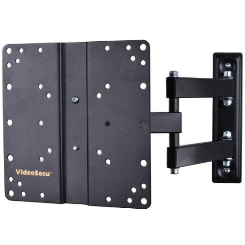 "VideoSecu Articulating Tilt Swivel TV Wall Mount for Most 27-47"" LCD LED TV Flat Panel Black ML510B B65"