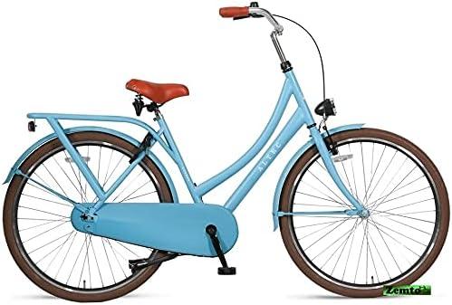 Hoptec Altec London 28 Zoll Omafiets 52 cm Spring blau