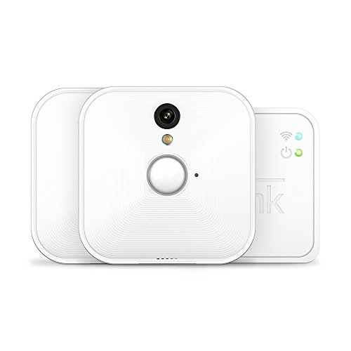 Blink Indoor Home Security Camera System with Motion ...