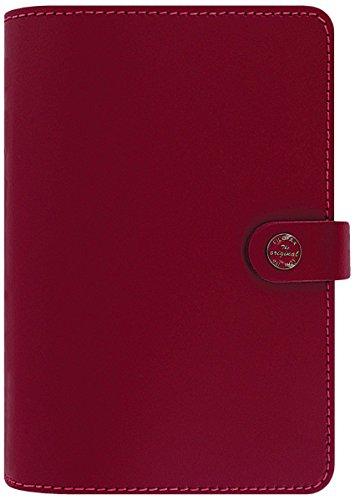 Filofax 22380 Original Organiser, rot