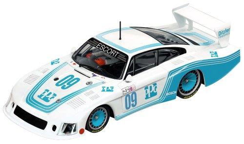 Carrera - 20027372 - Voiture Miniature - Porsche 935/78 - PPG Industries - No. 09 - Riverside '83 - Echelle 1/32