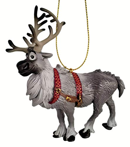 Sven - Reindeer Figurine Holiday Christmas Tree Ornament - from Magical Winterland Collection
