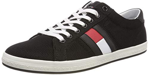 Tommy Hilfiger, Essential Flag Detail Sneakers voor heren