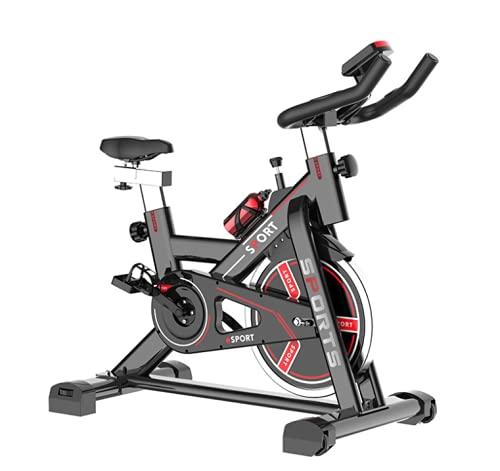6 kg Volante Estacionario Ejercicio Spinning Spin Bike Home Fitness Entrenamiento Cardio PD-FIT