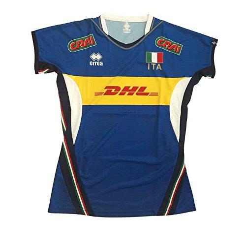 Erreà Italia Volleyball Trikot Replika Damen BAU M