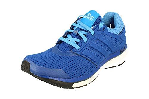 Adidas Mi Supernova Boost 7 Mujeres Running Sneakers (UK 4.5 US 6 EU 37 1/3, Multicoloured AF3612) ⭐