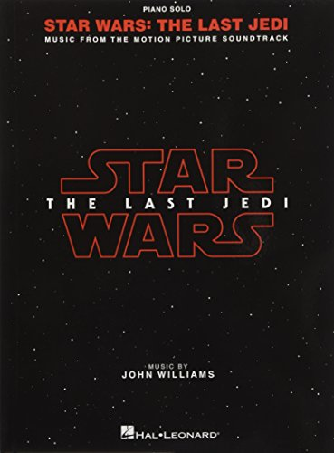 John Williams: Star Wars - The Last Jedi (Piano Solo Book): Noten für Klavier