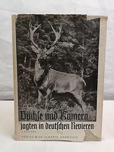 Büchse und Kamera jagten in deutschen Revieren