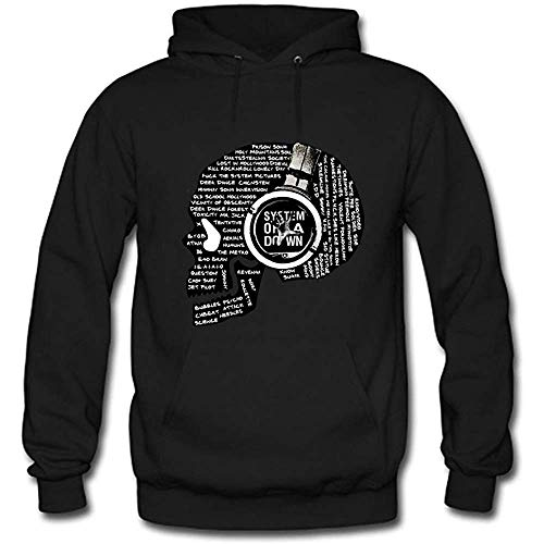 Men's System of A Down Sweatshirt Hoodie