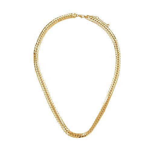 Parfois - Collar Cadena Corto De Acero Dorado - Mujeres - Tallas Única - Dorado