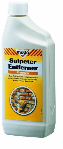 Molto Salpeter Entferner, farblos, 5087766