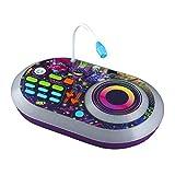 ekids Trolls World Tour Karaoke DJ-Pult mit Mikrofon & Soundeffekten für Kinder