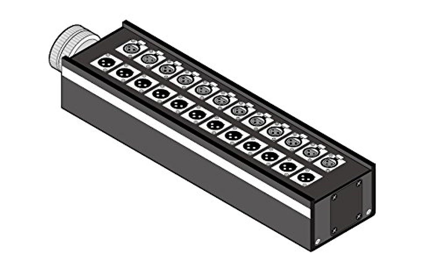 種類間違いなく起きている12J12N1 (CANARE) コネクタボックス 12ch パラボックス