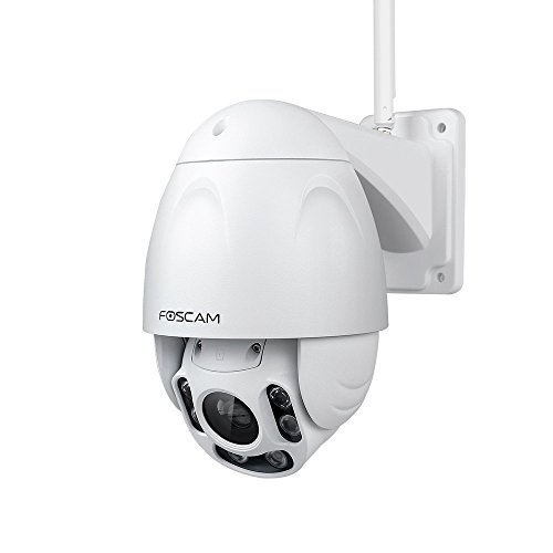 Foscam FI9961EP Outdoor Indoor IP HD Bewegungsmelder Überwachungs Video Kamera