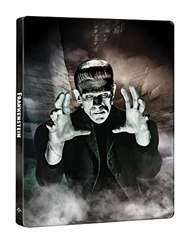 Frankenstein (1931) 90TH Anniversary Steelbook (4 Ultra HD + Blu-ray) (2 Blu Ray)