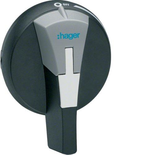Hager HZC014 - Mando embrague interruptor 100-160a